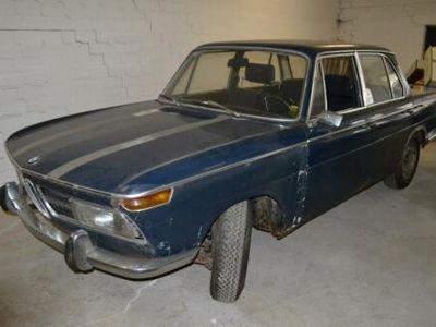 gebraucht BMW 2000 TI zum Restaurieren