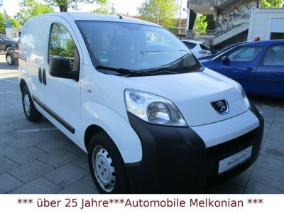 gebraucht Peugeot Bipper Avantage+/*Klima*LKW*Euro5*