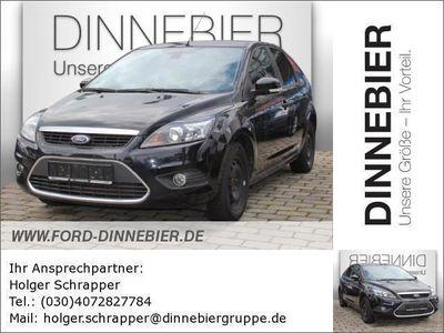 gebraucht Ford Focus Titanium 1,6 Lim. 5-türig *Alu/Sitzhzg* Gebrauchtwagen, bei Autohaus Dinnebier GmbH