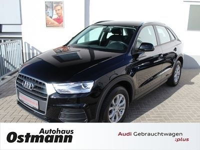 gebraucht Audi Q3 1.4 TFSI cylinder on demand ultra 110 kW (150 PS) 6-Gang