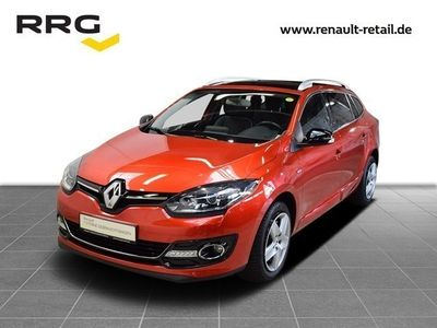 gebraucht Renault Mégane GRANDTOUR 3 1.2 TCE 130 BOSE EDITION AUTO