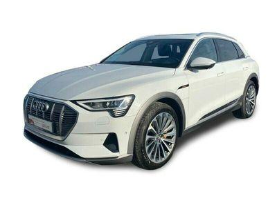 gebraucht Audi E-Tron - advanced 55 qu Luft-Pano-ACC-Head Up