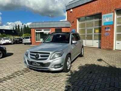 gebraucht Mercedes GLK220 CDI 4-Matic BE*LEDER*NAVI*PANO*XENON