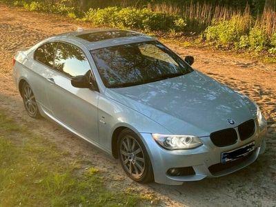 gebraucht BMW 320 d Coupe M Sport Edition, navi, leder