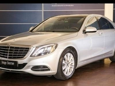 gebraucht Mercedes S400 4M Limousine Sitzklima Chauffeur Designo