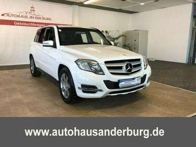gebraucht Mercedes GLK220 BlueTEC 4Matic 7G-TRONIC+AHK