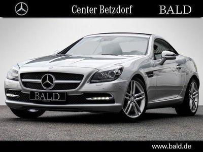 käytetty Mercedes SLK300 COMAND/APS/Pano/Autom/LED/Leder/Sport KeylessGo