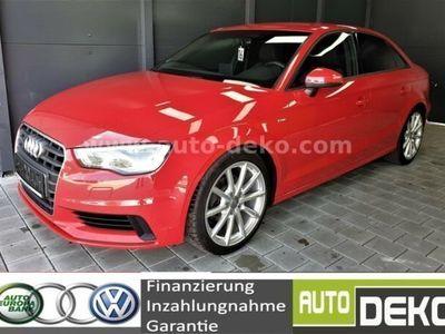 gebraucht Audi A3 2.0 TDI Lim Aut. S line /Matrix/Navi/Leder/18