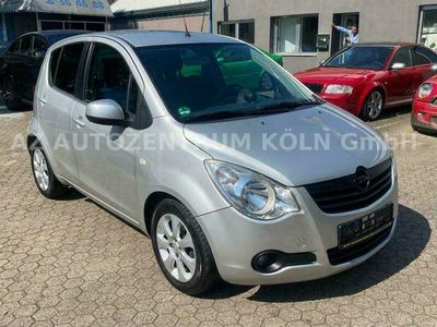 gebraucht Opel Agila B Edition KLIMA ALU 2-HAND