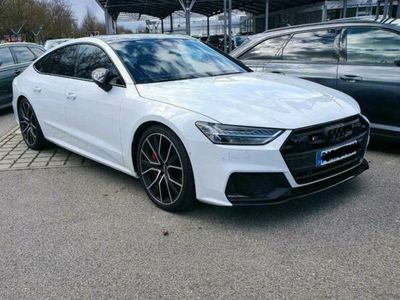 gebraucht Audi S7 HDmatrix AHK PANO STANDHEIZUNG...