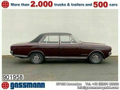 gebraucht Opel Commodore GSE Limousine als Limousine in Bovenden