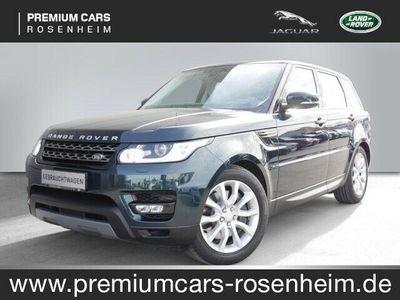 gebraucht Land Rover Range Rover Sport SDV6 SE 7-Sitze/AHK Winter-P.