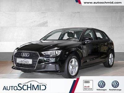 gebraucht Audi A3 Sportback 35 TFSI Navi Klima Einpark vo.+hi.