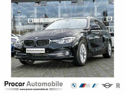 gebraucht BMW 318 3er d Touring Sport Line