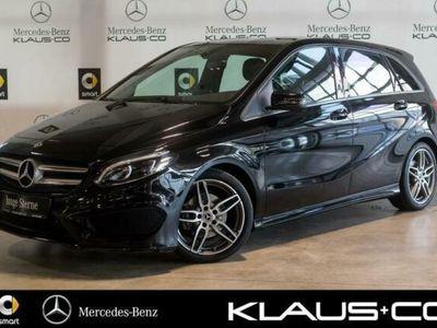 gebraucht Mercedes B180 AMG LED+Kamera+Navi+PDC