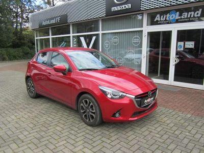 gebraucht Mazda 2 1.5 SKYACTIV-G 90 AL-Sports-Line 6AT White Edition
