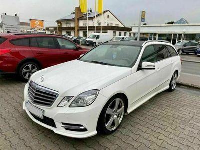 gebraucht Mercedes E250 CDI T-Modell BlueEfficiency (AMG-Styling)