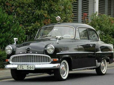gebraucht Opel Olympia Rekord, sehr originales Exemplar! als Limousine in Elsdorf