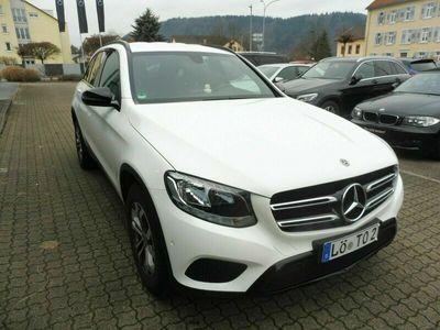 gebraucht Mercedes GLC250 4MATIC / Exclusiv / Night / PTS / Shz