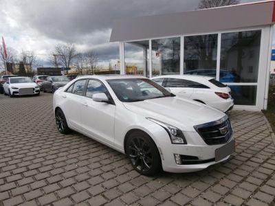 gebraucht Cadillac ATS Luxury 2.0 Turbo Leder Navi Keyless e-Sitze Parklenka...