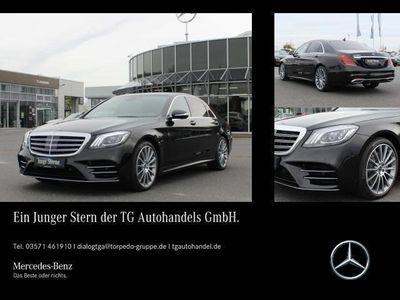 second-hand Mercedes S400 d 4M AMG Burmester®+360°+DISTRONIC