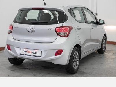 """gebraucht Hyundai i10 1.0 """"Intro Edition"""" Klima TEL. Sitzh. ALU"""