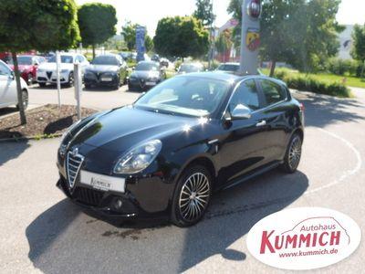 gebraucht Alfa Romeo Giulietta 2.0 JTDM 16V 140PS Turismo