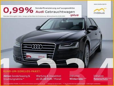gebraucht Audi A8L 3.0 TDI quattro 193 kW (262 PS) tiptronic