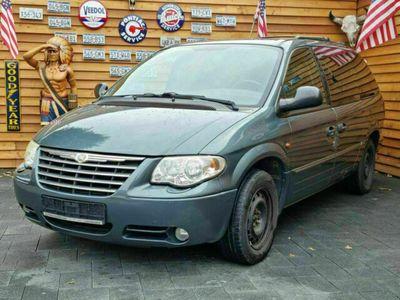 gebraucht Chrysler Grand Voyager Automatik 6 Sitzer Klima Sitzheiz.