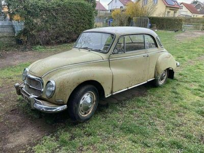 gebraucht DKW 3=6 Deluxe Coupe BJ.59 Scheun...