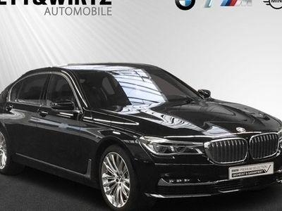 käytetty BMW 740L i Executive Lounge Fond-Ent. B&W Standhz GSD