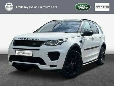gebraucht Land Rover Discovery Sport Si4 HSE Luxury