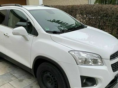gebraucht Chevrolet Trax 1,7 TD wie Opel Mokka TÜV neu!!