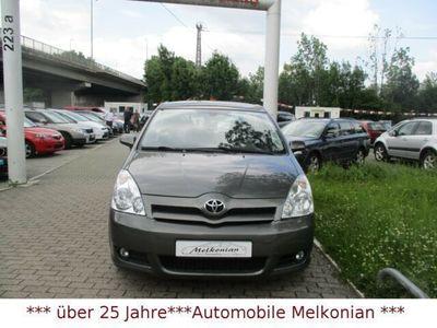 gebraucht Toyota Corolla Verso 2.0 D-4D Sol*7Sitzer*AHK*