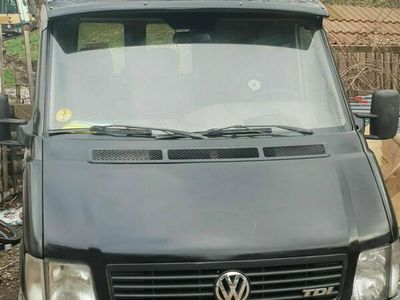 gebraucht VW LT 35 TDI 2DC192/W81