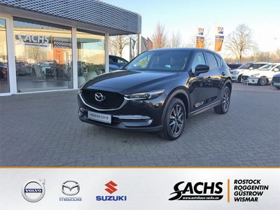 gebraucht Mazda CX-5 2018 SKYACTIV-D 184 MT AWD Sport-Line