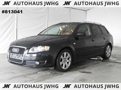 gebraucht Audi A4 2.0 TDI NAVI+/SIHZ/SPOSI