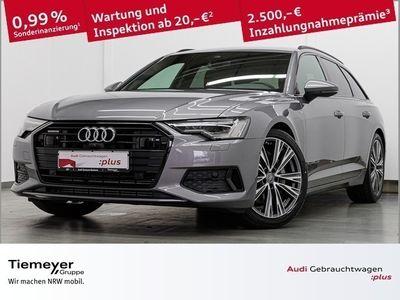 gebraucht Audi A6 Avant 45 TDI Q S LINE LM20 BuO eSITZE ACC TOUR