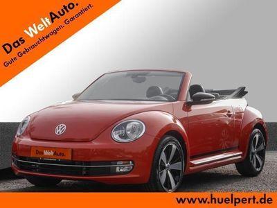 gebraucht VW Beetle Cabriolet 1.2 Leder Navi Alu18