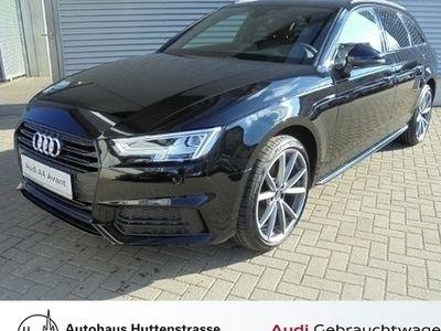 gebraucht Audi A4 Avant 1.4 TFSI S line Navi