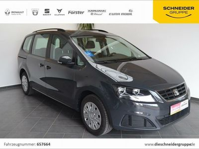 gebraucht Seat Alhambra 2.0 TDI Reference EURO6 PDC AHZV
