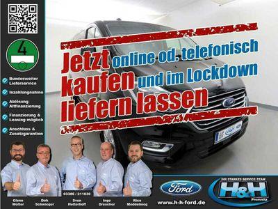 gebraucht Ford Custom Tourneo2.0 EcoBlue Aut. 320 L2 Titanium (AHK+iACC)