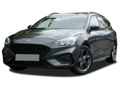 gebraucht Ford Focus Focus1.0 EcoBoost Mild-Hybrid ST-Line SS Navi