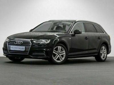 gebraucht Audi A4 Avant 2.0 TDI+S-TRONIC+2x