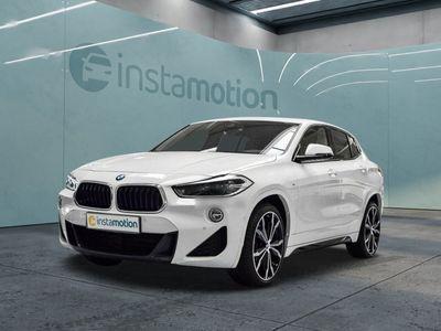 gebraucht BMW X2 X2xDrive20d M Sport Steptronic Sport Aut. PDC