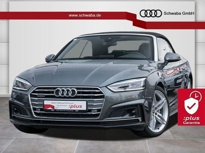 gebraucht Audi A5 Cabriolet A5 Cabriolet TDI S-tronic S line