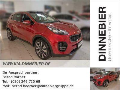 gebraucht Kia Sportage 1.7 CRDi 115 Spirit 2WD Panorama Gebrauchtwagen, bei Autohaus Dinnebier GmbH