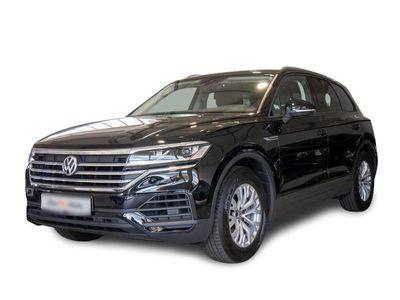 gebraucht VW Touareg TDI ALLRAD+AHK+VOLLLEDER+ASSISTENT-PAKET+EL. HECKKLAPPE