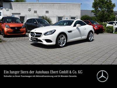 gebraucht Mercedes 180 SLCAMG 9G-TRONIC+VARIODACH+SITZHZG.+LEDER