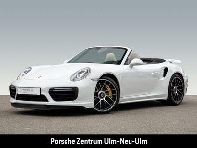 gebraucht Porsche 911 Turbo S Cabriolet 991 Liftsystem-VA Burmester